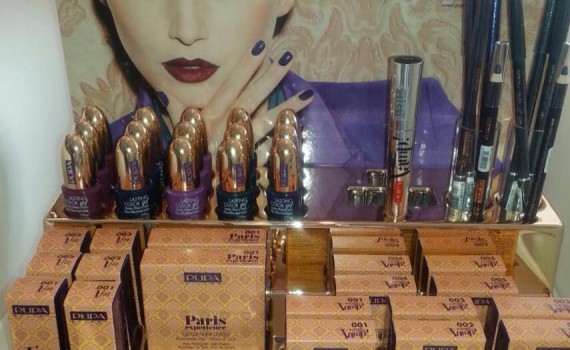PUPA herfstmake-up beautysalon hem en haar
