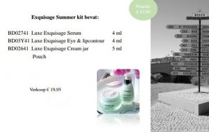 Darphin Exquisage Summer Kit