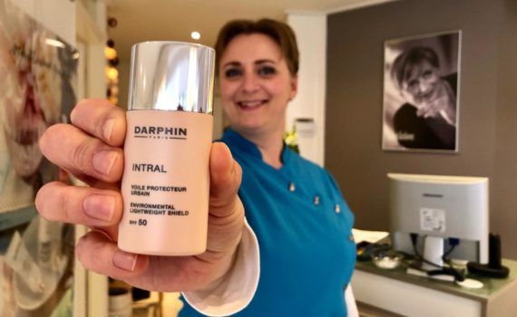 Darphin Environmental Lightweigt shield spf50